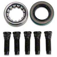 Alloy USA Rear Axle Bearing, Seal & Stud Kit - 8.8 in. (86-04; Excludes IRS) - Alloy USA F88/KIT2