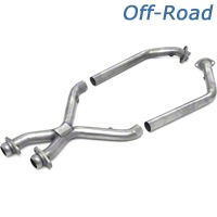 Pypes Off-Road X-pipe (99-04 GT) - Pypes XFM16