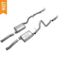 Pypes Violator Catback Exhaust (98-04 GT, Mach 1) - Pypes SFM27V