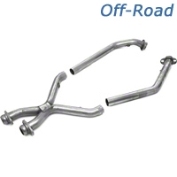 Pypes Off-Road X-Pipe (99-04 V6) - Pypes XFM19