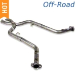 Pypes Off-Road X-Pipe (05-10 GT) - Pypes XFM23