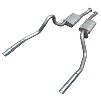 Pypes Violator Catback Exhaust (86-93 LX; 94-97 GT) - Pypes SFM16V