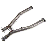 Pypes Off-Road Shorty H-pipe (96-04 GT) - Pypes HFM53