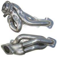 Pypes Polished Shorty Headers (96-04 GT) - Pypes HDR58S