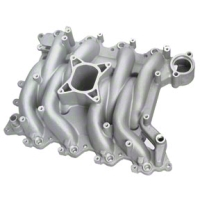 Professional Products Satin Typhoon Intake Manifold (99-04 GT) - Professional Products 54061