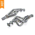 Pypes Polished Long Tube Headers (05-10 GT) - Pypes HDR55S