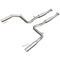 Pypes Violator Catback Exhaust (99-04 Cobra) - Pypes SFM28V