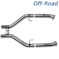 Pypes Off-Road H-Pipe (05-10 GT w/ Long Tube Headers) - Pypes HFM55