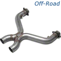 Pypes Off-Road Shorty X-pipe (11-14 GT) - Pypes XFM75