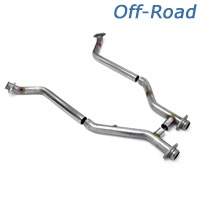 Pypes Off-Road H-Pipe (99-04 GT) - Pypes HFM16