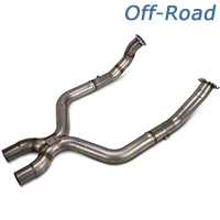 Pypes Off-Road X-Pipe (11-14 GT) - Pypes XFM24