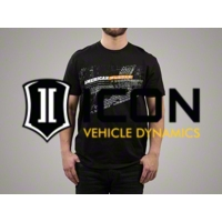 AmericanMuscle Get Treaded T-Shirt - AM Accessories AMT-GTTRDD