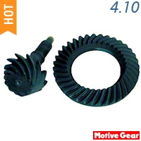 Motive Performance Plus 4.10 Gears (05-10 V6) - Motive Gears F7.5-410