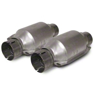 SLP High Flow Catalytic Converter Kit (96-10 All) - SLP M31040