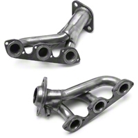 JBA Cat4ward Shorty Headers (99-04 V6) - JBA 1619S-1