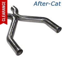 JBA After-Cat X-Pipe - 3 in. to 3 in. (11-14 GT) - JBA 1786SX