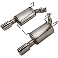 JBA 3in Axleback Exhaust (11-14 GT) - JBA 40-2685