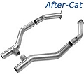 JBA After-Cat H-Pipe - 3in to 2.75in (11-14 GT) - JBA 1785SH