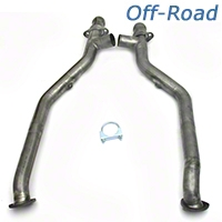 JBA Off-Road Shorty H-Pipe (99-04 GT) - JBA 6632SH