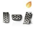 Bullitt Style Pedal Covers - Automatic (94-04 All)