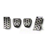 Bullitt Style Pedal Covers - Manual (94-04 All) - AM Interior 24008||24008
