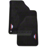 Ford Racing Black Floor Mats (94-04 All) - Ford Racing M-13086-B