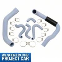 Ford Racing Performance Radiator Hose Kit (86-93 5.0, 5.8) - Ford Racing M-6052-B