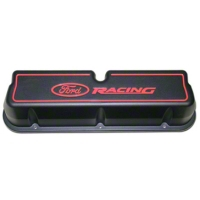 Ford Racing Black Valve Covers (289, 302, 351W) - Ford Racing M-6582-L302