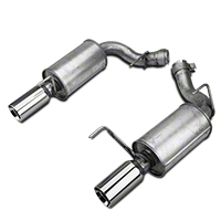 Ford Racing FR500S Axle-Back Exhaust (05-09 GT, GT500) - Ford Racing M-5230-S