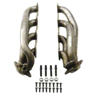 Ford Racing Natural Shorty Headers (05-10 GT) - Ford Racing M-9430-S197