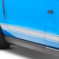 Silver Rocker Stripes (05-14 All)