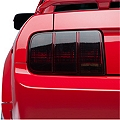 Smoked Tail Light Tint (05-09 All) - AmericanMuscle Graphics 26061