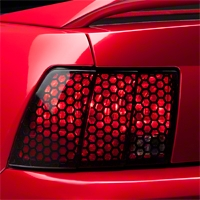 Honeycomb Tail Light Trim (99-04 All)