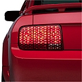 Honeycomb Tail Light Trim (05-09 All)