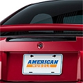 Smoked Third Brake Light Tint (99-04 All; Excludes 03-04 Cobra) - AmericanMuscle Graphics 26065