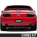 Smoked Brake Light Tint Kit (05-09 All) - AmericanMuscle Graphics KIT||26061||26066