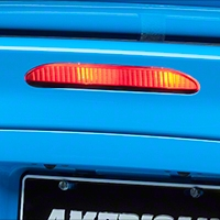 Smoked Third Brake Light Tint (94-98 All) - AmericanMuscle Graphics 26082