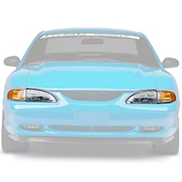 3M Paint Protection Film - Headlights (94-98 All) - AM Exterior 26273
