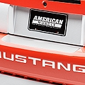 White Rear Bumper Accent (99-04 All) - American Muscle Graphics 26302