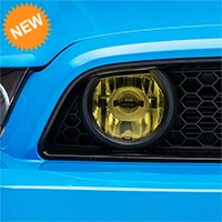 Yellow Fog Light Tint (13-14 GT) - AmericanMuscle Graphics 26338