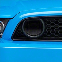 Smoked Fog Light Tint (13-14 GT) - American Muscle Graphics 26339