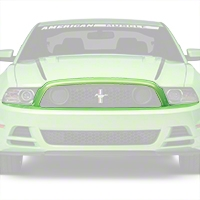 3M Paint Protection Film - Upper Front Bumper (13-14 GT) - American Muscle Graphics 26349