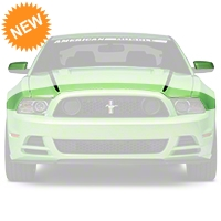 3M Paint Protection Film - Hood & Mirror (13-14 All) - AM Exterior 26350