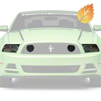 3M Paint Protection Film - Headlights (13-14 All) - American Muscle Graphics 26351
