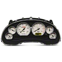 Simco Classic Series Gauge Cluster - Chrome (99-04 V6) - Simco 2024-708