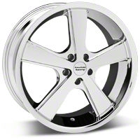 American Racing Nova Chrome Wheel - 20x8.5 (2015 V6, EcoBoost) - American Racing 27211G15