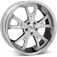 Chrome American Racing Daytona Wheel - 20x8.5 (05-14 GT, V6) - American Racing VN80128512230