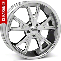 Daytona Chrome Wheel - 20x8.5 (05-14 GT, V6) - American Racing VN80128512230