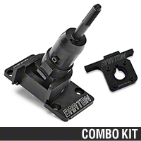 Barton Industries Short Shifter and Bracket - MT-82 (11-14 GT, V6) - Barton 27300||2011BM-1||27301||2011BM-4