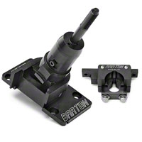 Barton Industries Short Shifter and Two-Post Bracket - MT-82 (11-14 GT, V6) - Barton 2011BM2PB